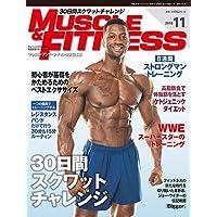 『マッスル・アンド・フィットネス日本版』2018年11月号