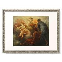 アンリ・ファンタン=ラトゥール Fantin-Latour, Henri de 「The Judgement of Paris.」 額装アート作品