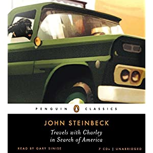 Travels with Charley in Search of America (Penguin Audio Classics)