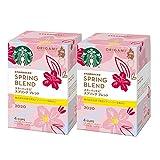 ネスレ スターバックス オリガミ パーソナルドリップコーヒー スプリングブレンド 4袋 ×2箱