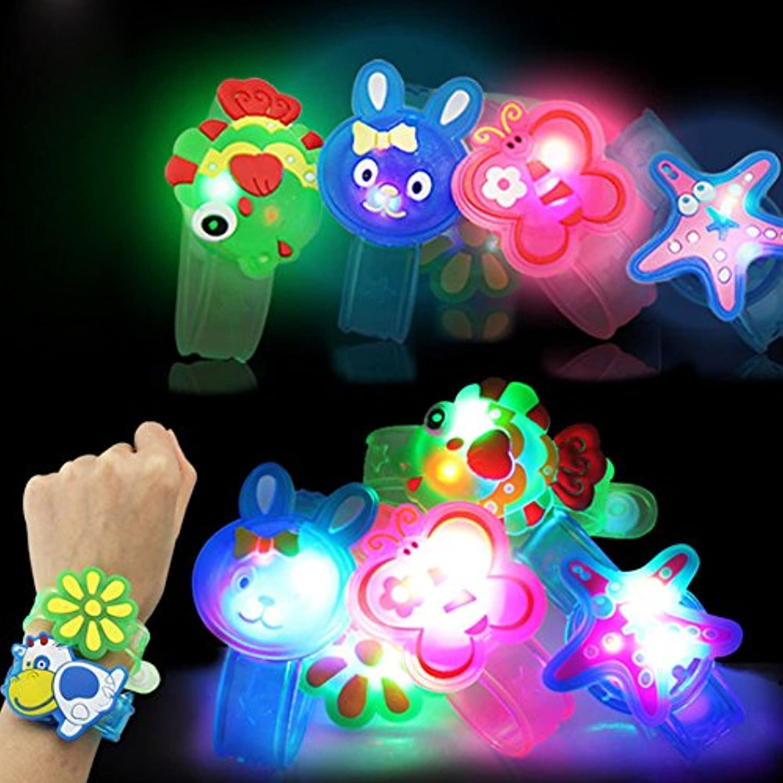 教育玩具、baomabaoライトフラッシュ手首手Takeダンスパーティーディナーパーティー