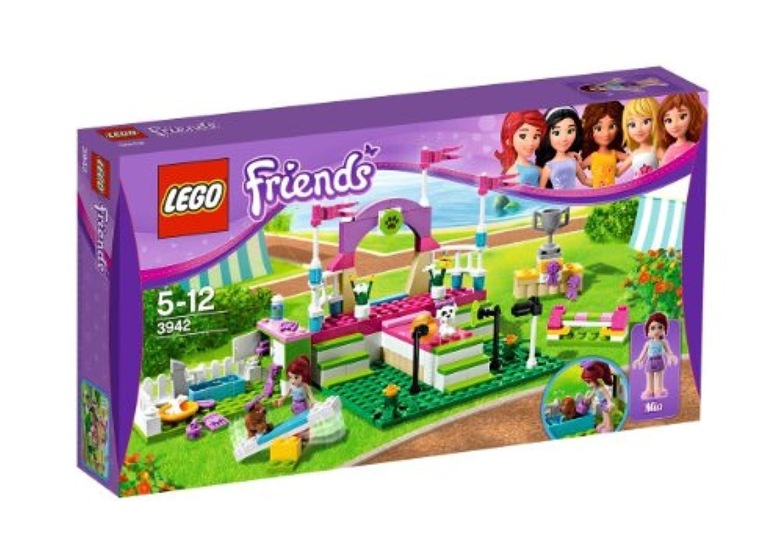 レゴ (LEGO) フレンズ ハートレイクのドッグショー 3942