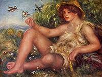 Lais Puzzle Pierre-Auguste Renoir - 羊飼いの少年としてのAlexandre Thurneyssenの肖像 200 部