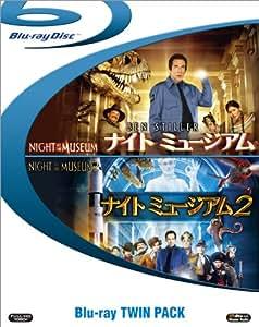 「ナイト ミュージアム」+「ナイト ミュージアム2」(初回生産限定) [Blu-ray]