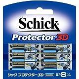シック プロテクター3D 替刃 8コ入 化粧品 男性化粧品(メンズコスメ) 男性化粧品(メンズコスメ) シェービング [並行輸入品]