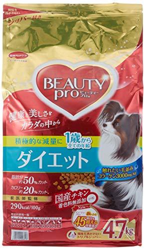 Pro dog)犬用 ダイエット 1歳から 4.7kg 1袋 日本ペットフード