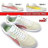[プーマ] PUMA G ヴィラスコースタル 358286 レディース ローカット G VILAS COASTAL WNS 01 03