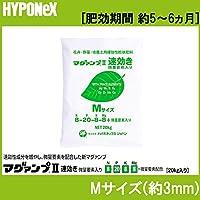 ハイポネックス マグァンプ II 速効き 微量要素 Mサイズ 20kg  肥料