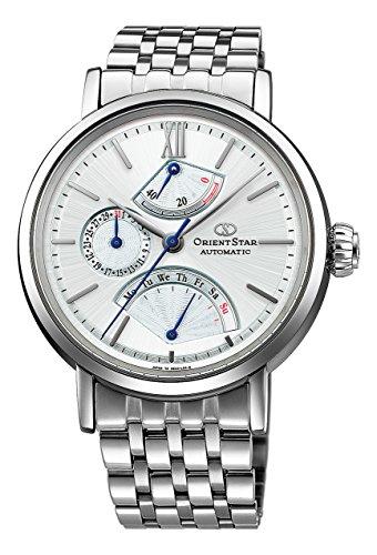 [オリエント]ORIENT 腕時計 ORIENTSTAR オリエントスター レトログラード 機械式 自動巻(手巻付) WZ0101DE メンズ