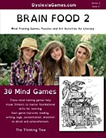 Brain Food 2 - Dyslexia Games Therapy (Series C)
