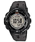 [カシオ]CASIO 腕時計 PROTREK プロトレック PRW-3000-1 ブラック メンズ [逆輸入モデル]