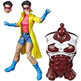 Marvel Hasbro Legends Series 6-inch Collectible Action Figure Jubilee Toy (X-Men Collection) Caliban Build-a-Figure Part