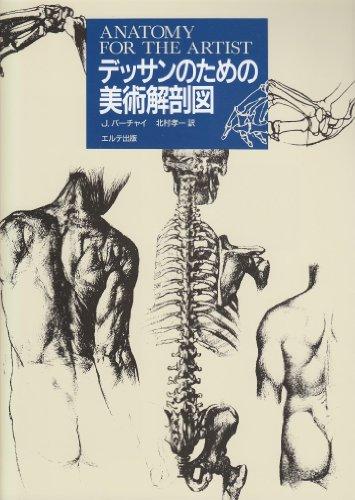デッサンのための美術解剖図の詳細を見る