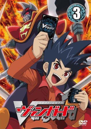 ファイト   ヴァンガード 3   DVD