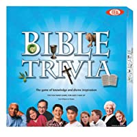 Bible Trivia Game - Includes Bonus Deck of Cards!