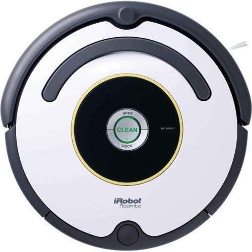 RoomClip商品情報 - 【国内正規品】 iRobot ロボット掃除機 ルンバ 622 ホワイト