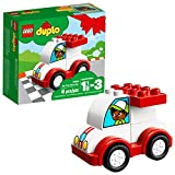 LEGO DUPLO My First My First Race Car 10860建物キット( 6ピース)
