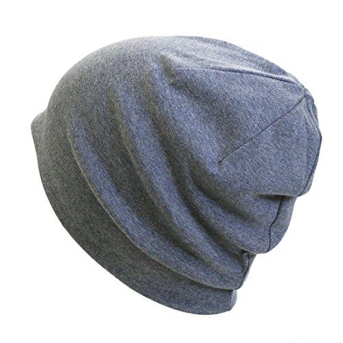 抗がん剤/医療用帽子 オーガニック シンプルニットキャップ ...