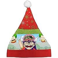 クラシックドラゴンボールスーパーAraleクリスマス帽子Xmas Cartoon 3d印刷Niceパーティーサンタ帽子子供の