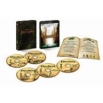 ロード・オブ・ザ・リング スペシャル・エクステンデッド・エディション(初回限定生産) [Blu-ray]