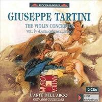 Tartini: The Violin Concertos, Vol. 9 (2009-02-24)