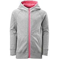 Kathmandu Youth Boy's Girl's Full Zip Hooded Winter Warm Fleece Jacket