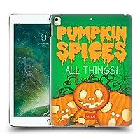 オフィシャル emoji® パンプキン・スパイス ハロウィーン・パロディーズ iPad Pro 12.9 (2017) 専用ハードバックケース