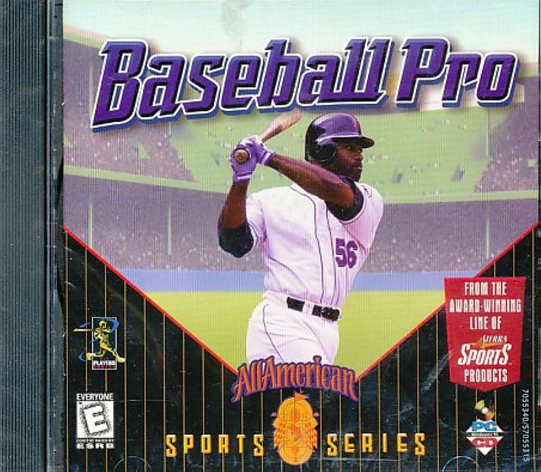 冬ビスケットコーンAll American Sports Series: Baseball Pro 98 (Jewel Case) (輸入版)