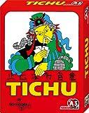 """Abacusspiele - 8981 - Jeu de cartes """"Tichu"""" - Langue: allemande"""