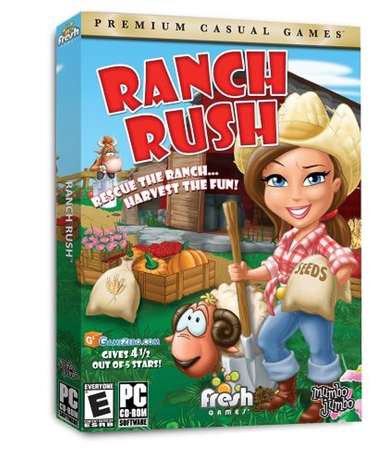分散ハンカチ面白いRanch Rush (輸入版)