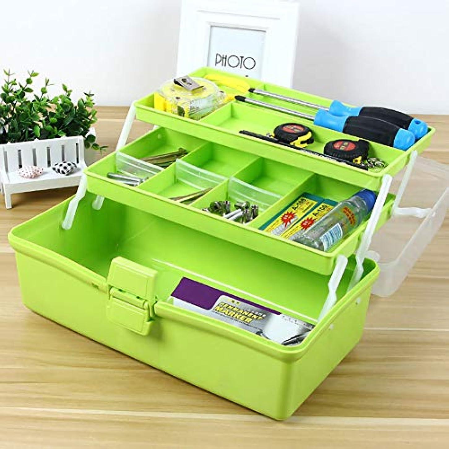 フレッシュ割るチームwangten 薬箱 薬 収納ケース 道具箱 救急箱 応急ボックス ドラッグケース