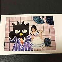 虹のコンキスタドール山崎夏菜 × バッドばつ丸 チェキ でんぱ組 77670