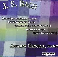 JS Bach Recital; Andrew Rangell, piano (2006-02-21)