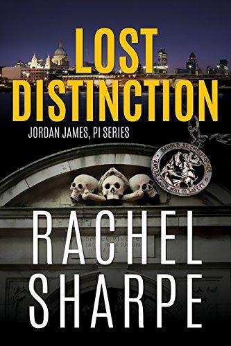Lost Distinction (Jordan James, PI Series) (English Edition)