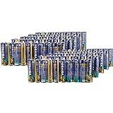東芝 アルカリ乾電池 単3形1パック100本入 LR6L100P