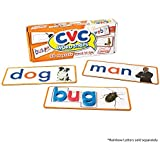 Junior Learning CVC Word Strips Educational Action Games [並行輸入品]