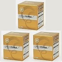 ニチニチ製薬 乳酸菌サプリメント チサフェルナ 乳酸菌フェカリス LFK配合 45g (1.5g×30包) 3個セット