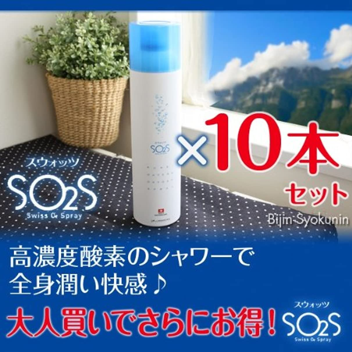 直接角度電気技師スウォッツ (300ml) 10本セット【SO2S】