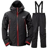 フリーノット(FREE KNOT) BOWON ハイブリッドウォームスーツ L ブラック Y0104-L-90