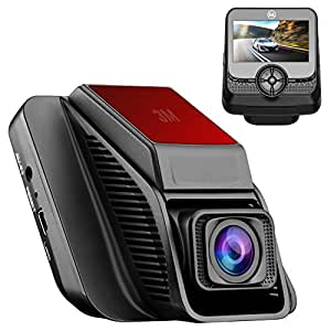 MUSON(ムソン) ドライブレコーダー 1080PフルHD WIFI搭載 SONYセンサー WDR 170度広角 G-sensor 駐車監視 リアカメラ使用可能 衝撃録画 動体検知 常時録画 2.45インチ液晶モニター 電池内蔵 日本語説明書付属 車載カメラ ドラレコ Drive Recorder NOTE1