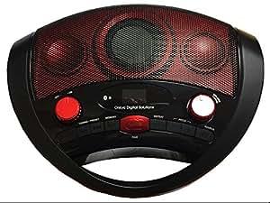 ONKYO デジタルミュージックプレーヤー レッド DMP-1(R)