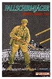 ドラゴン 1/16 WW.II ドイツ軍降下猟兵モンテカッシーノ プラモデル
