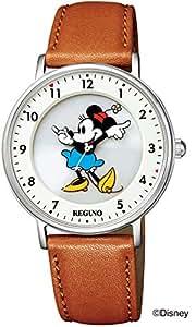 [シチズン]腕時計 REGUNO レグノ ソーラーテック シンプルシリーズ Disneyコレクション「ミニー」モデル KP3-112-12