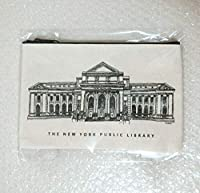 BANANA FISH ニューヨーク公立図書館 ポーチ ケース お土産 吉田秋生 バナナフィッシュ アッシュ New York Public Library