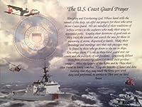 Coast Guard Prayerギフト父の日誕生日Dad父夫の息子