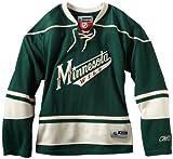 リーボック ジャージ NHLレディースミネソタワイルドReebokプレミアチームジャージ–7214W5ckwrmwi (グリーン、XL