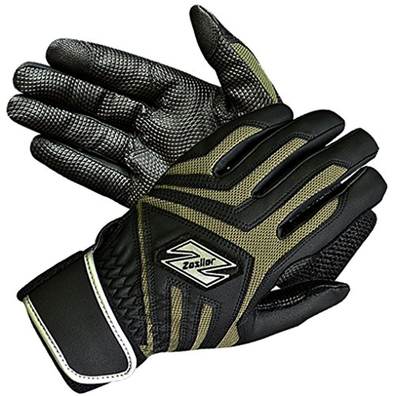 懐疑的完璧なシエスタZasller(ザスラー) スマホ対応手袋 高耐久 エンボス 合成皮革グローブ ZFG-55
