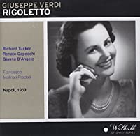 Verdi: Rigoletto by Miriam Pirazzini