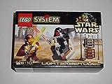 LEGO SYSTEM 7101 レゴ × スターウォーズ STAR WARS ライトセーバーデュエル