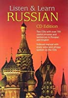 Listen & Learn Russian (CD Edition) (Dover Language Guides Listen and Learn)